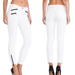 Rag & Bone RBW 23 Crop Exposed Zipper Jeans